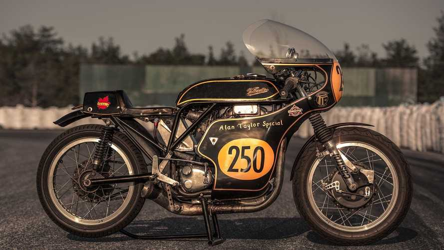 Check Out This One-Of-A-Kind Lyster Velocette Vintage Racer
