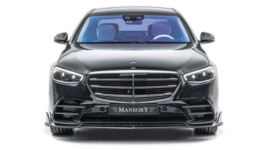 Mansory Mercedes-Benz S-Class Makeover
