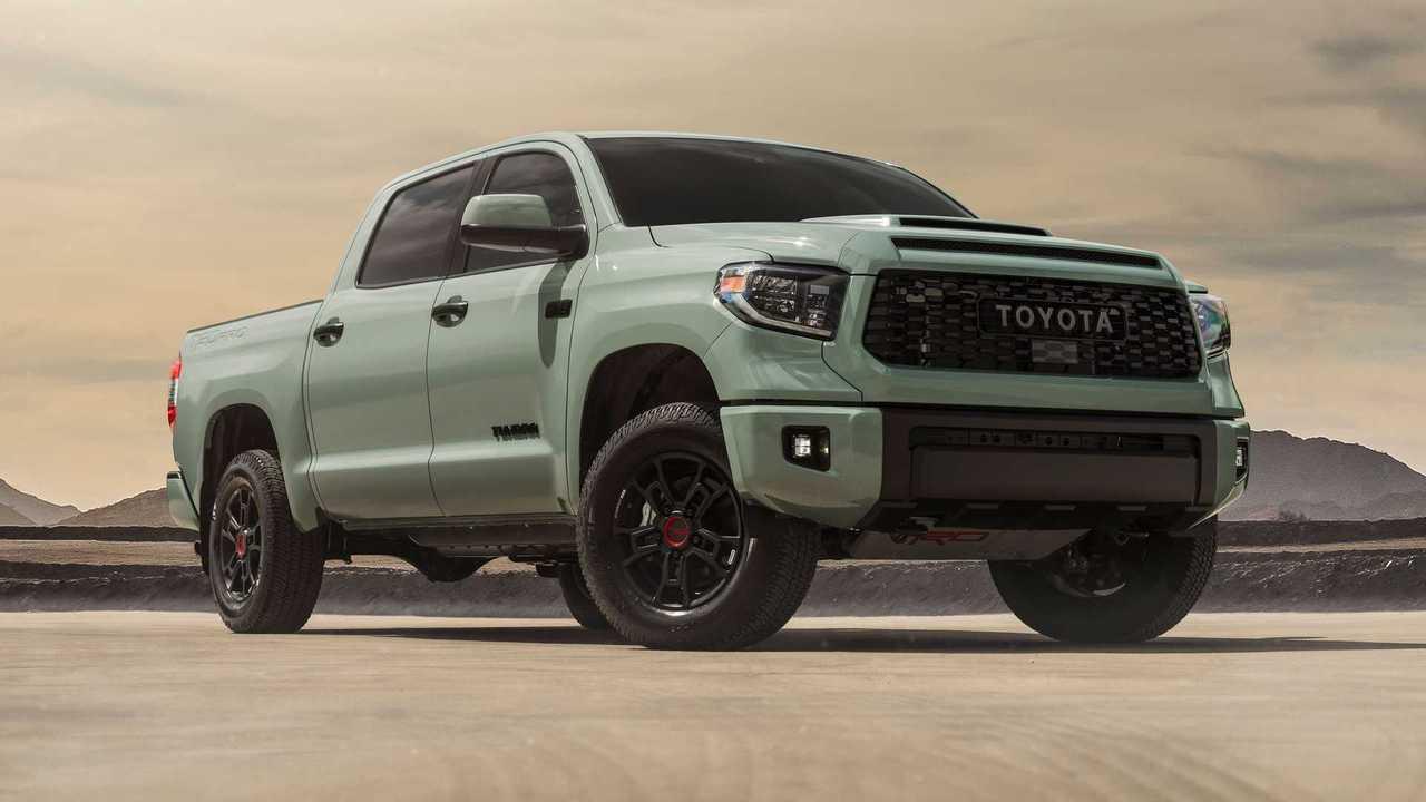 9. Toyota Tundra
