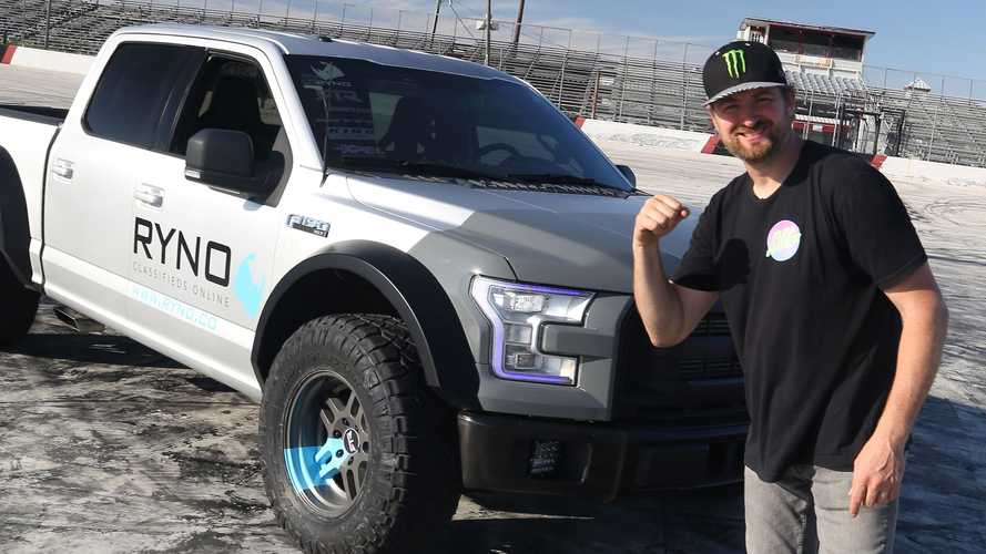 Enter Now For A Chance To Win Vaughn Gittin Jr.'s Personal Truck