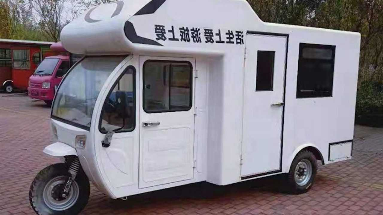 Everbright Electric Three-Wheeled RV