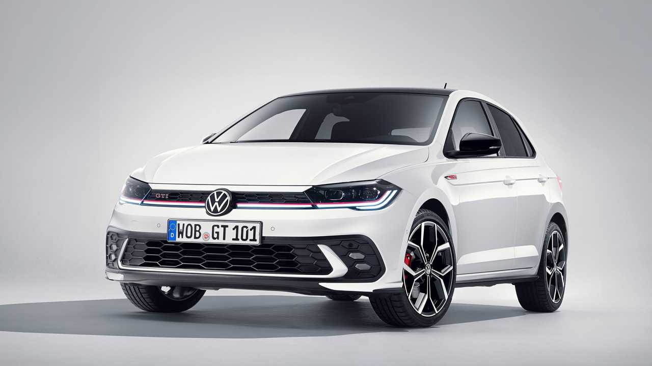 Volkswagen Polo GTI restyling