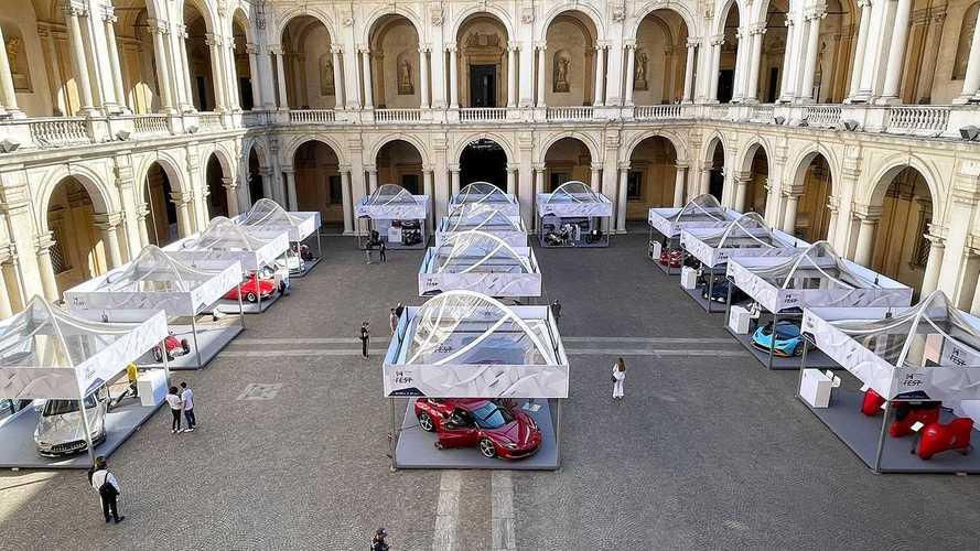 L'auto elettrica e la sostenibilità in scena al Motor Valley Fest