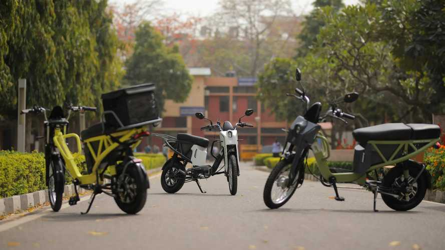 The Geliose Hope Is An Ultra-Affordable Electric Moped