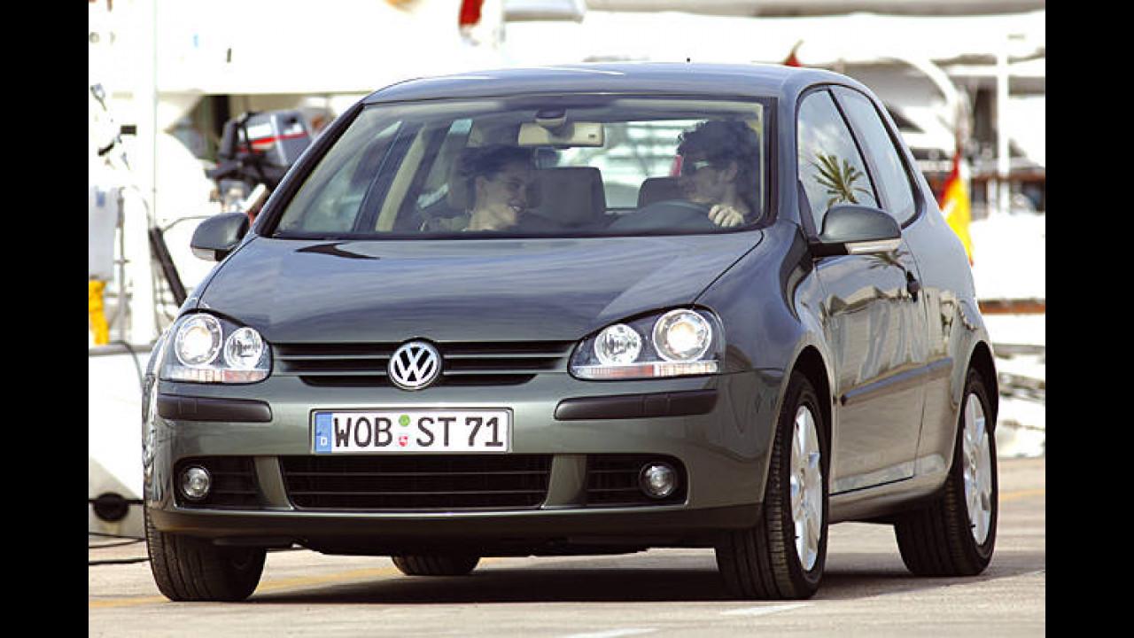 VW Golf 1.9 TDI 77 kW Trendline 3-türig