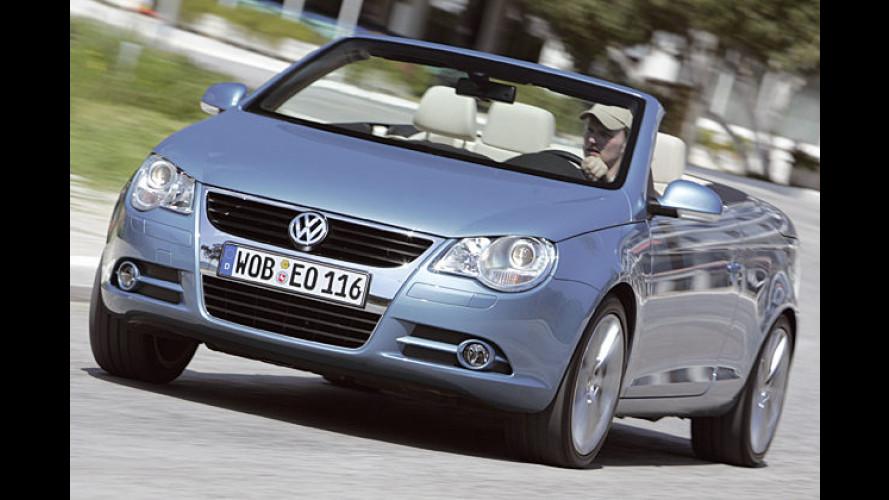 TSI-Offensive: Volkswagen wertet den Eos auf
