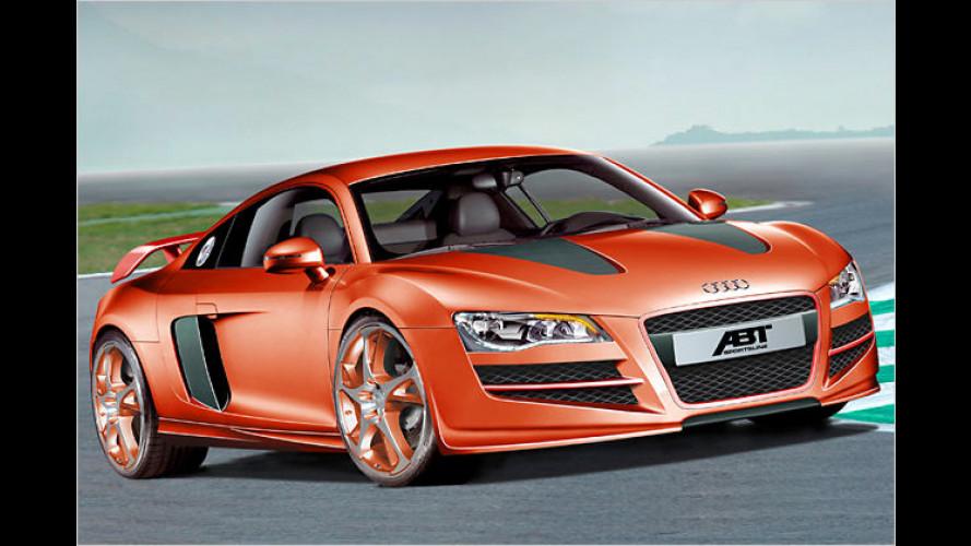 Abt modifiziert den R8: Der Über-Audi kommt aus dem Allgäu