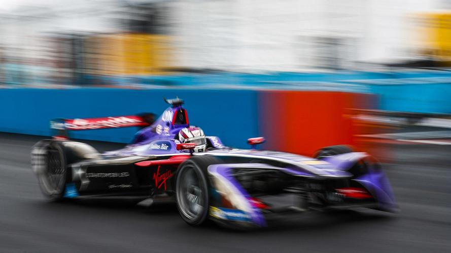 Formula E in NYC 2017