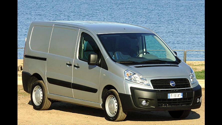Variantenreich: Fiat Scudo als Kombi oder Transporter
