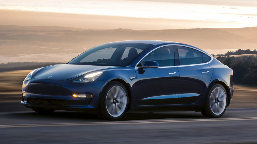 Tesla Model 3 to make European debut at Goodwood