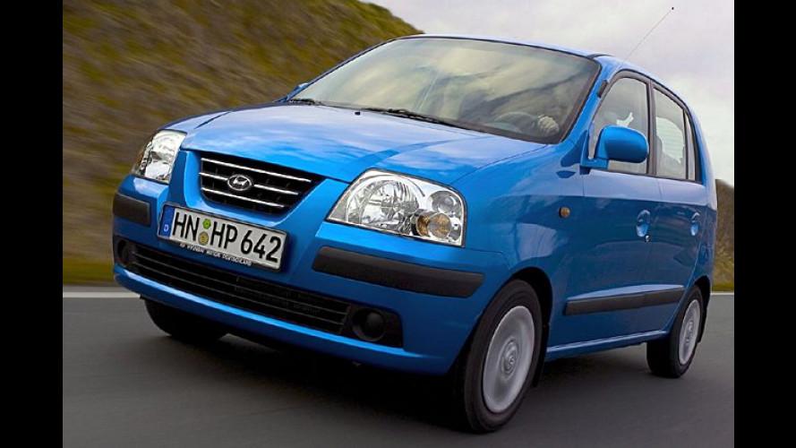 Hyundai Atos: Der Winzling kehrt zurück – für 8.490 Euro