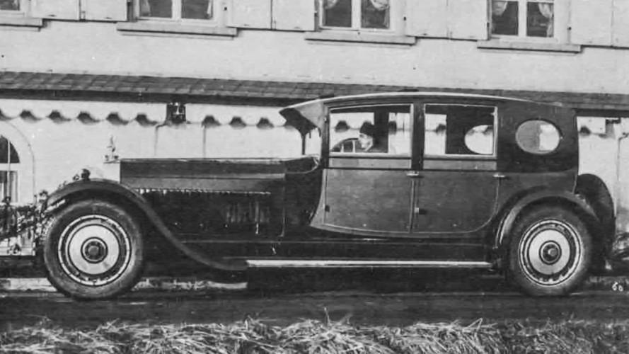 Bugatti Type 41 Royale Type #1 - Coach 4 portes