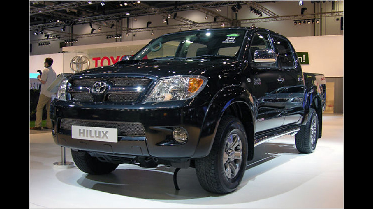 Toyota Hilux Invincible 20