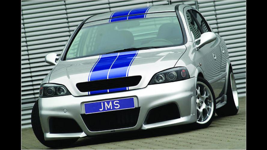 Tuner JMS verwandelt den Opel Astra G zu einem Racer