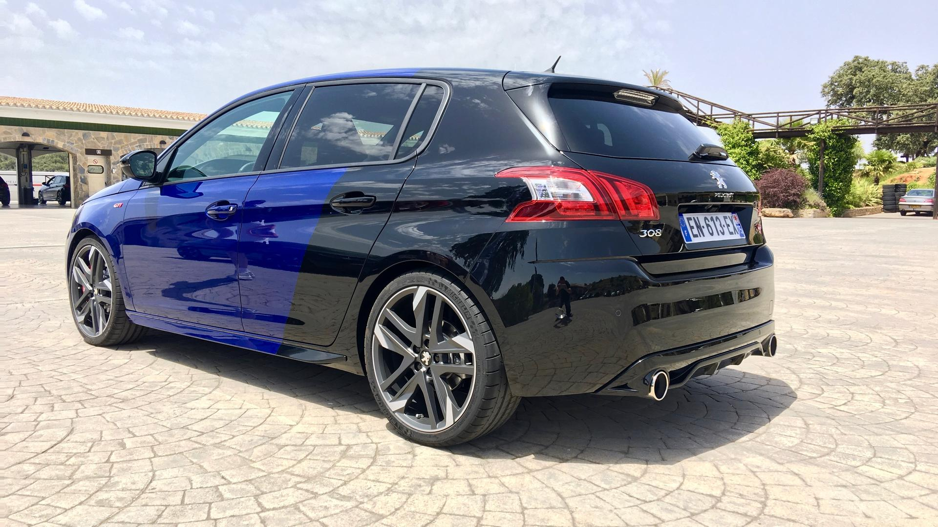 2018 Peugeot 308 Gti First Drive The Sensible Hot Hatch