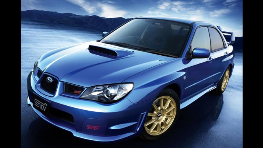 Subaru Impreza: Mit mehr PS und verbesserter Optik zur IAA