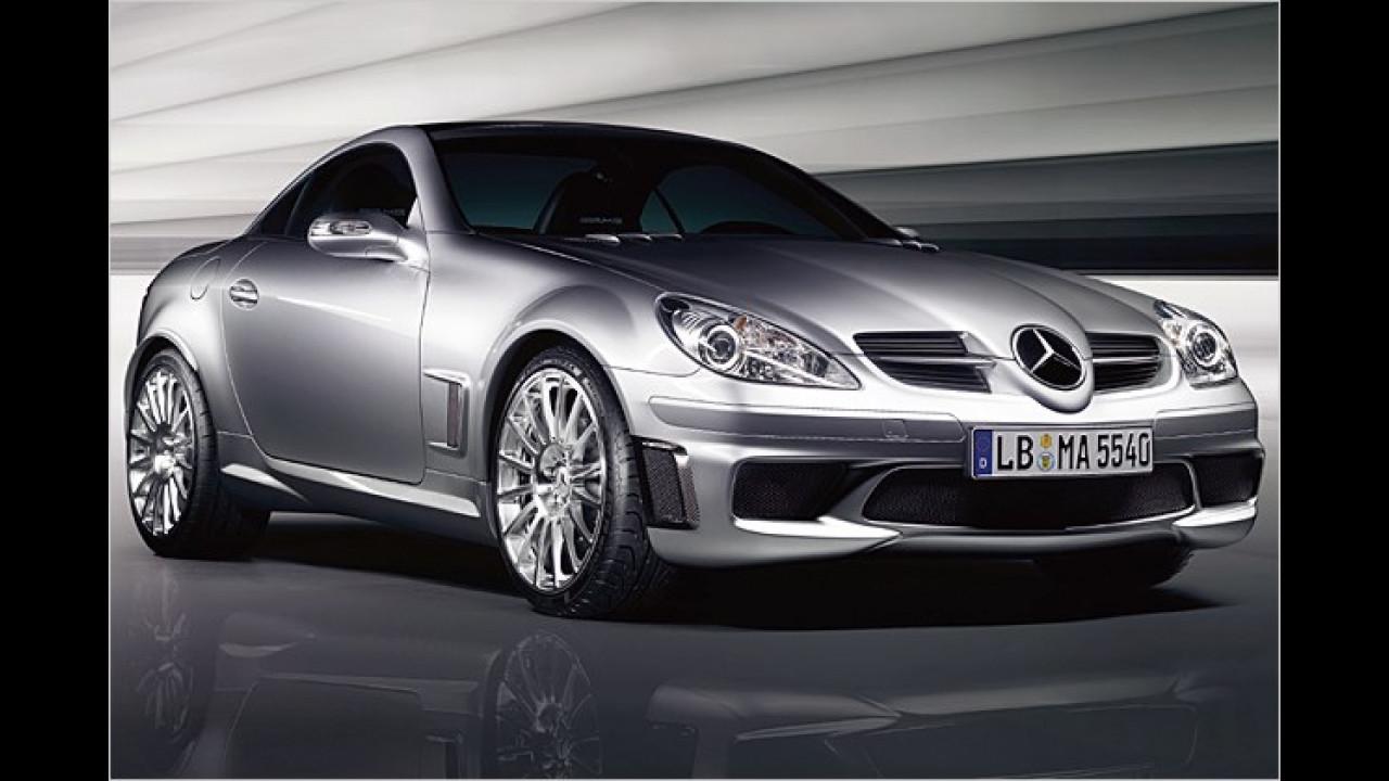 Mercedes: Sonder-Pfeil