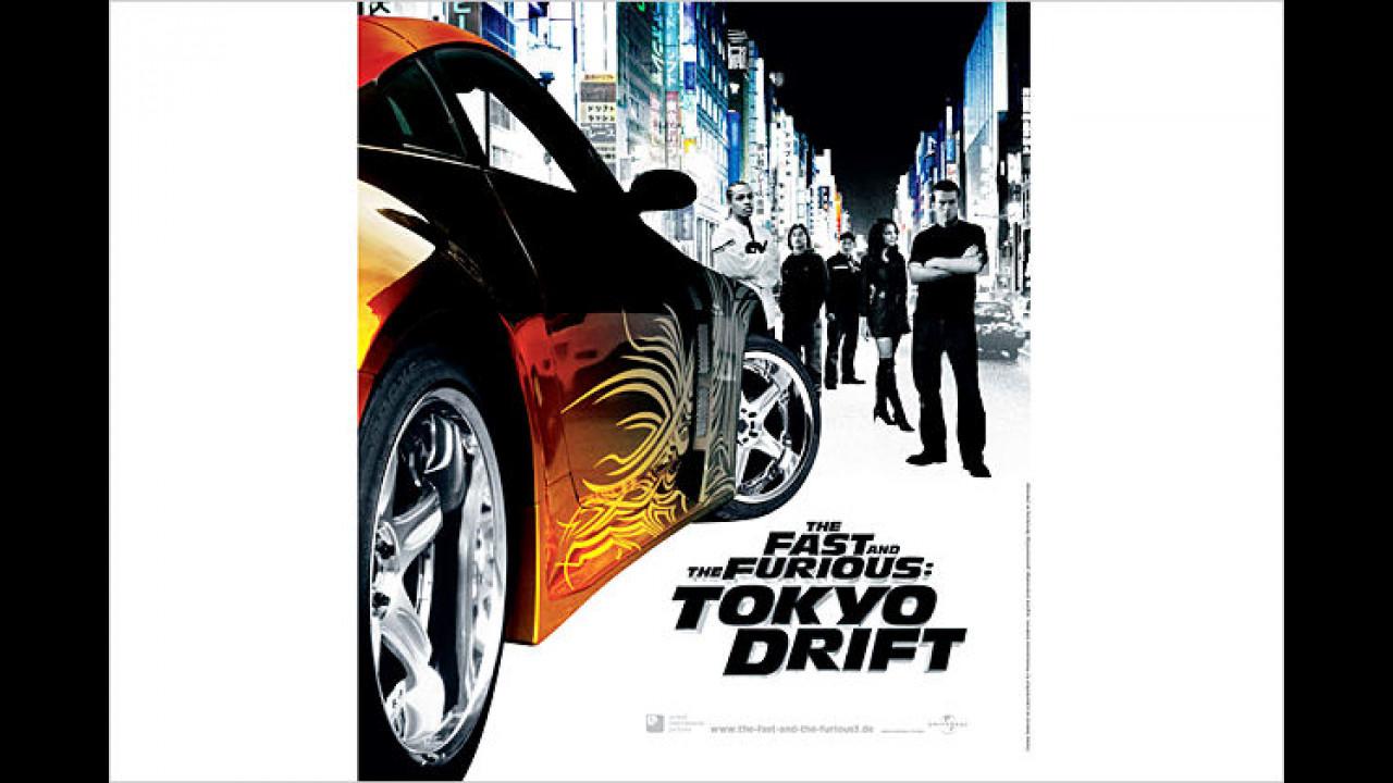 Bald im Kino: Tokio Drift