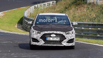 Hyundai Veloster Spy Photos