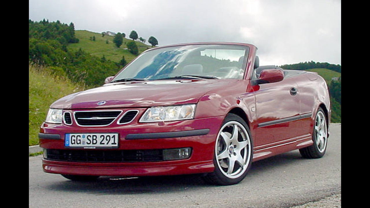 Top Safety Pick: Saab 9-3