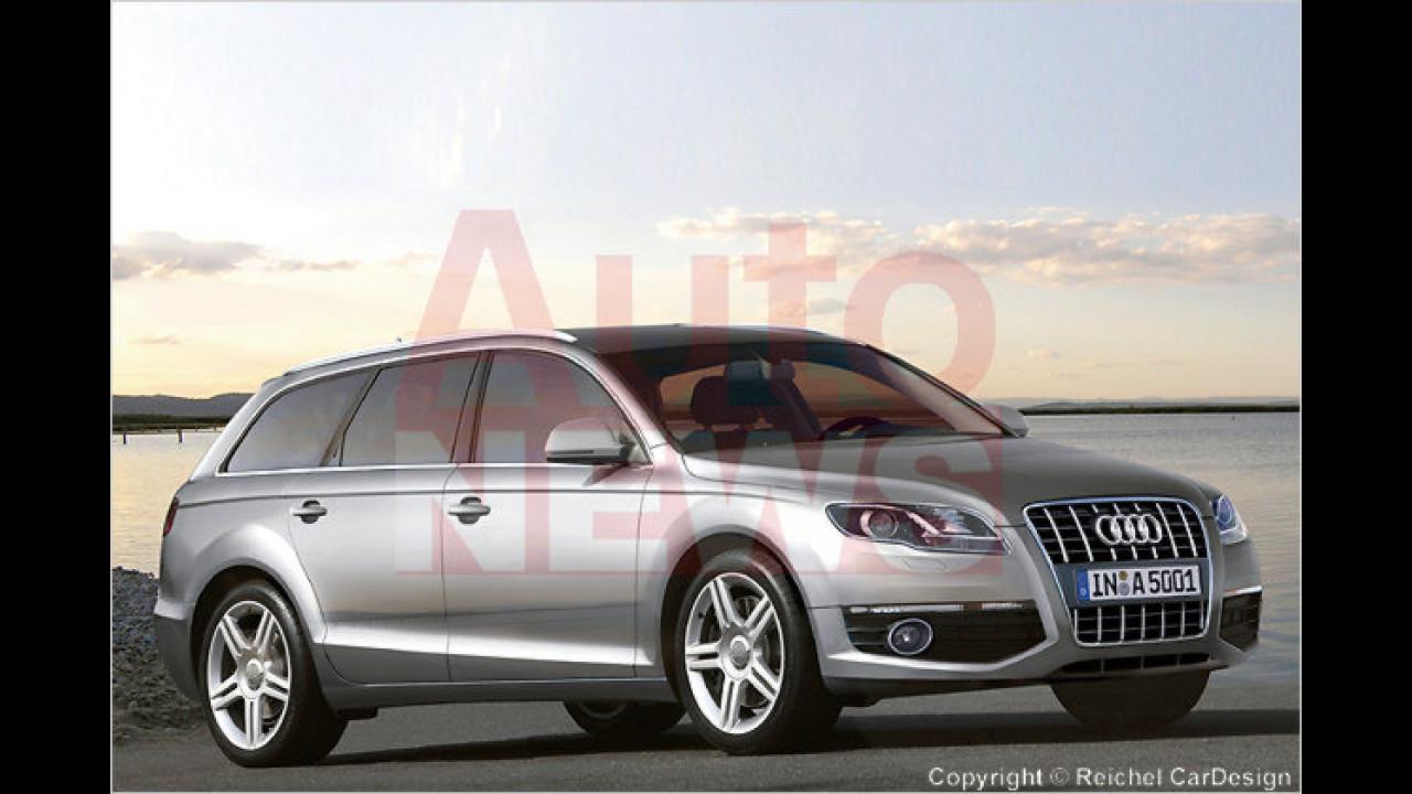 Audi: Die Zukunft