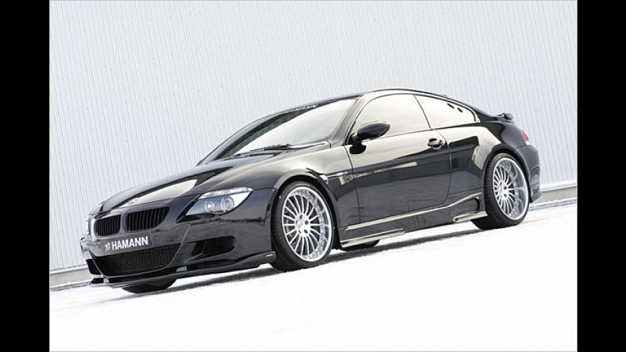 BMW M6: Noch rasanter durch Hamann-Aufrüstung