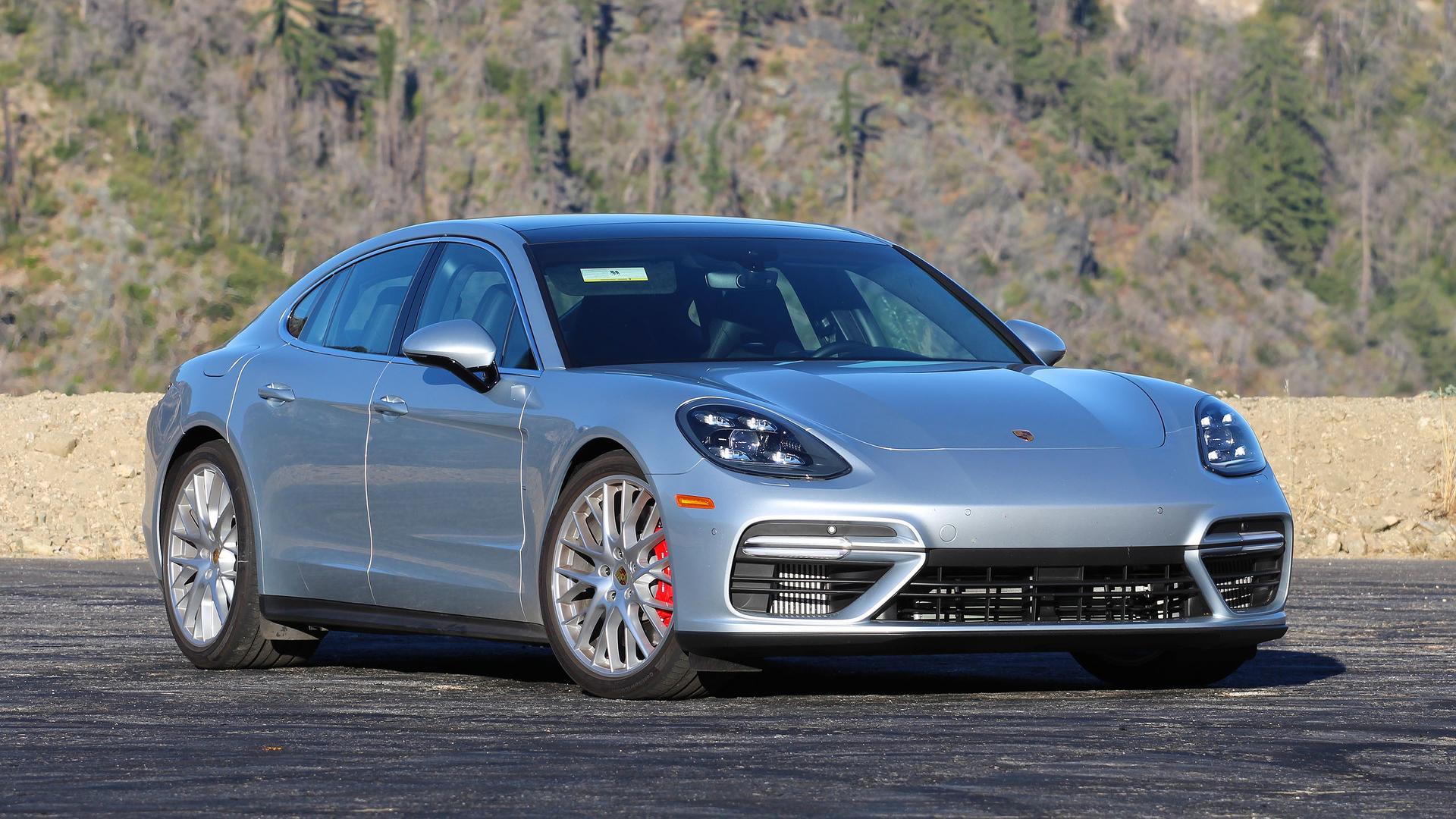2017 Porsche Panamera Turbo Review The Four,Door 911