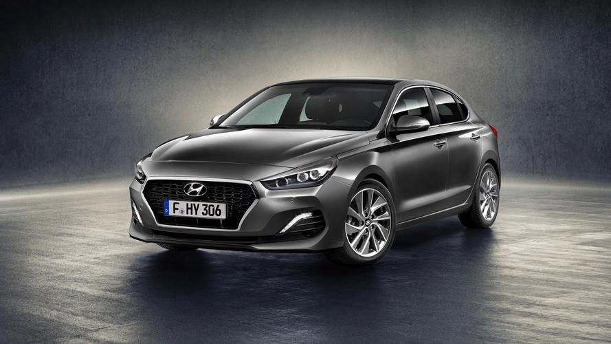 Hyundai i30 Fastback (détails)