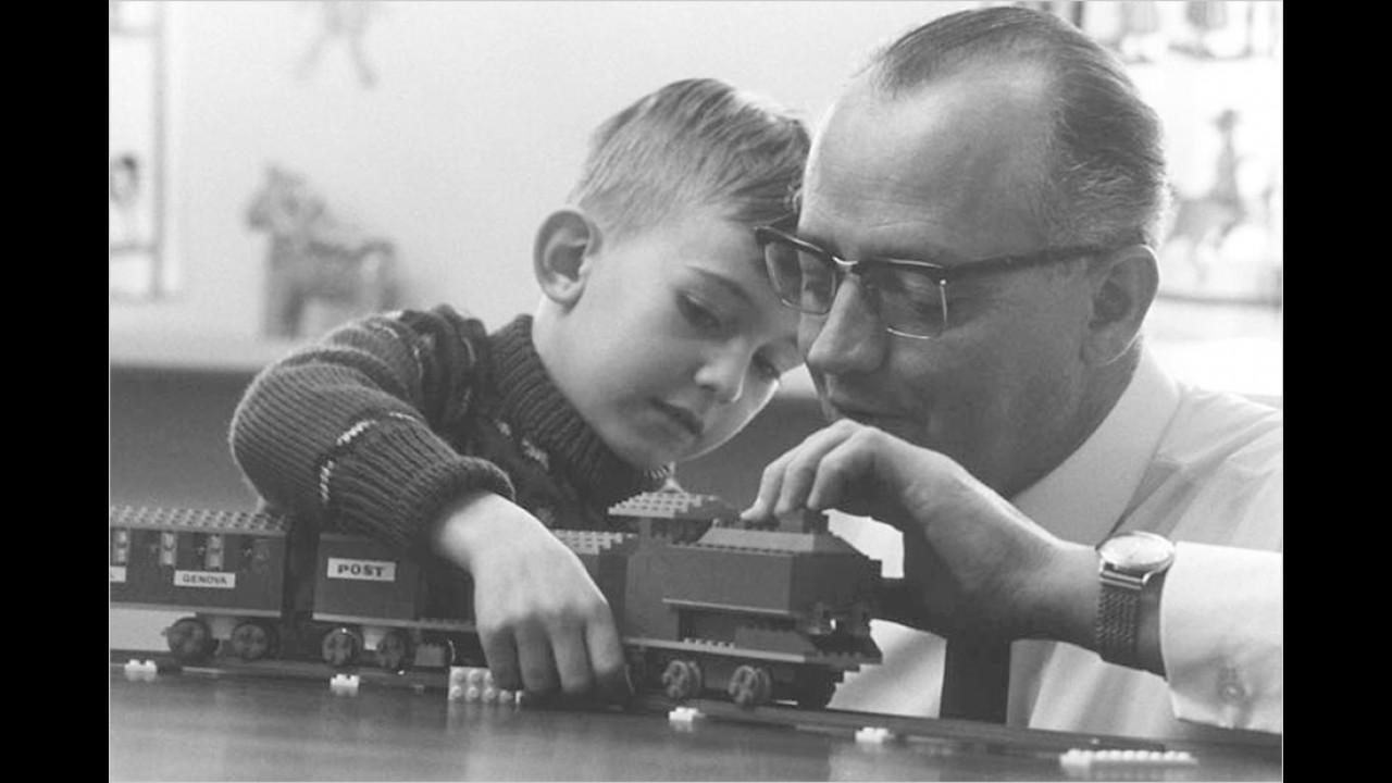 Lego verbindet die Generationen