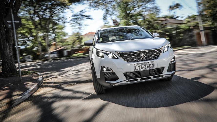 Peugeot 3008 chega à Argentina com opção de motor a diesel
