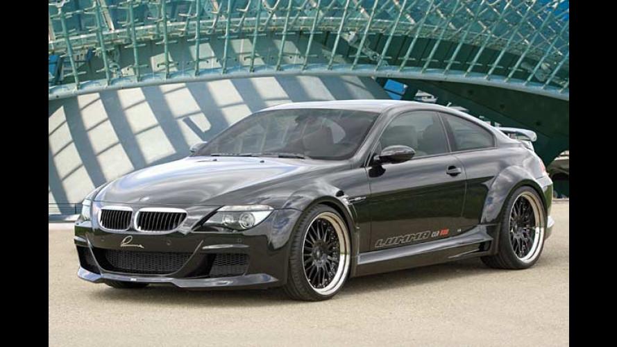 Lumma BMW M6: Heißes Outfit für den Bayern-Boliden