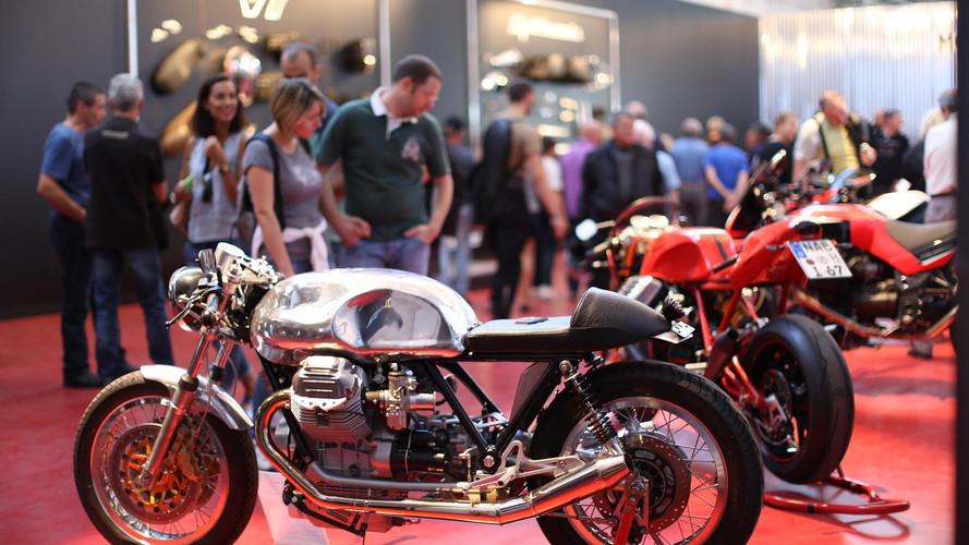 Moto Guzzi jornada de puertas abiertas