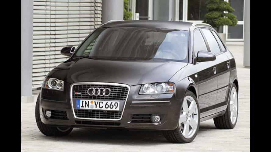 "Audi A3 Sportback S-line: ""S"" ist angerichtet"