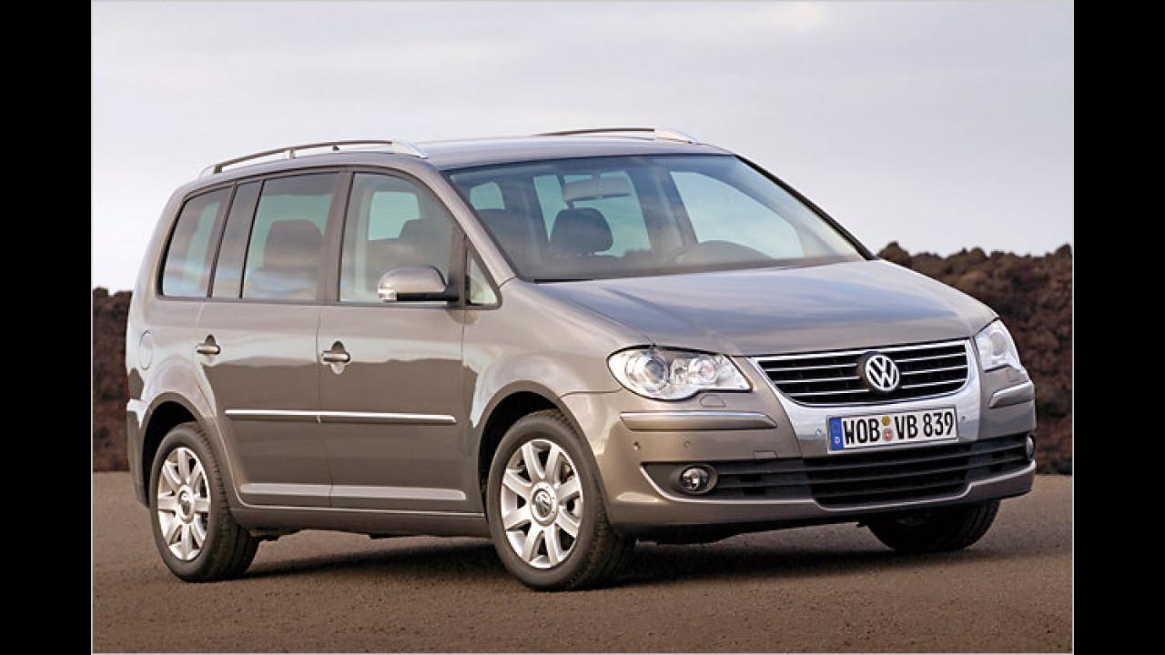 Angebot: VW Touran 1.4 TSI