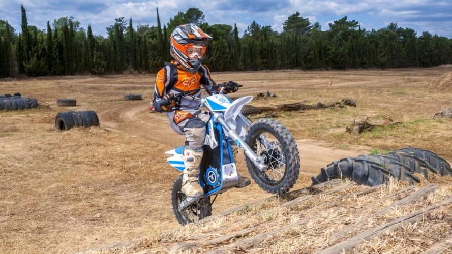 Torrot, las motos eléctricas para los más pequeños de la casa