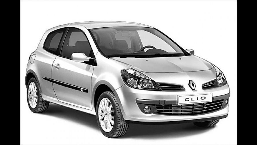Renault Clio für Interieurliebhaber: Sondermodell Exception