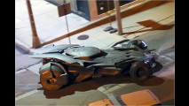 Batmobil erwischt