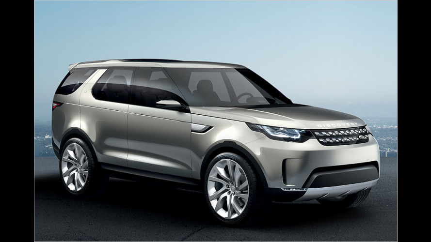 Land Rover Discovery: So kommt der Neue