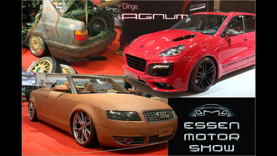 Essen Motor Show 2015: Die Highlights
