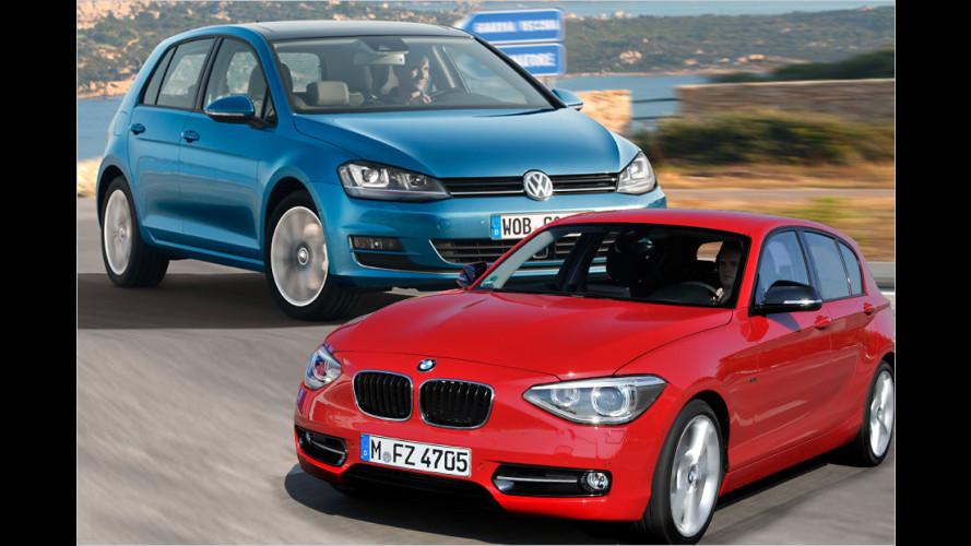 Die sparsamsten Diesel-Fahrzeuge aus der Kompaktwagenklasse