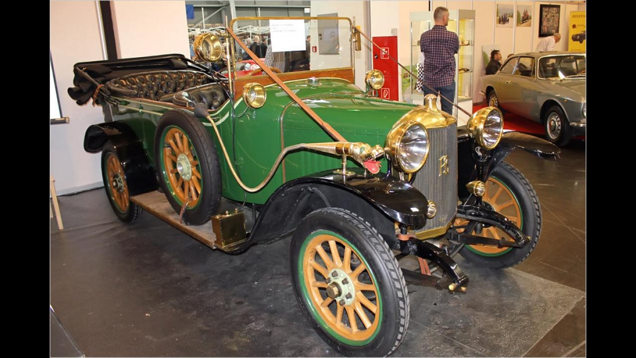 Rochet-Schneider 1914 Torpedo 7