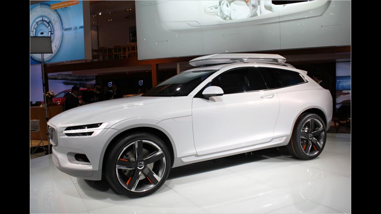 Volvo XC Coupé Concept