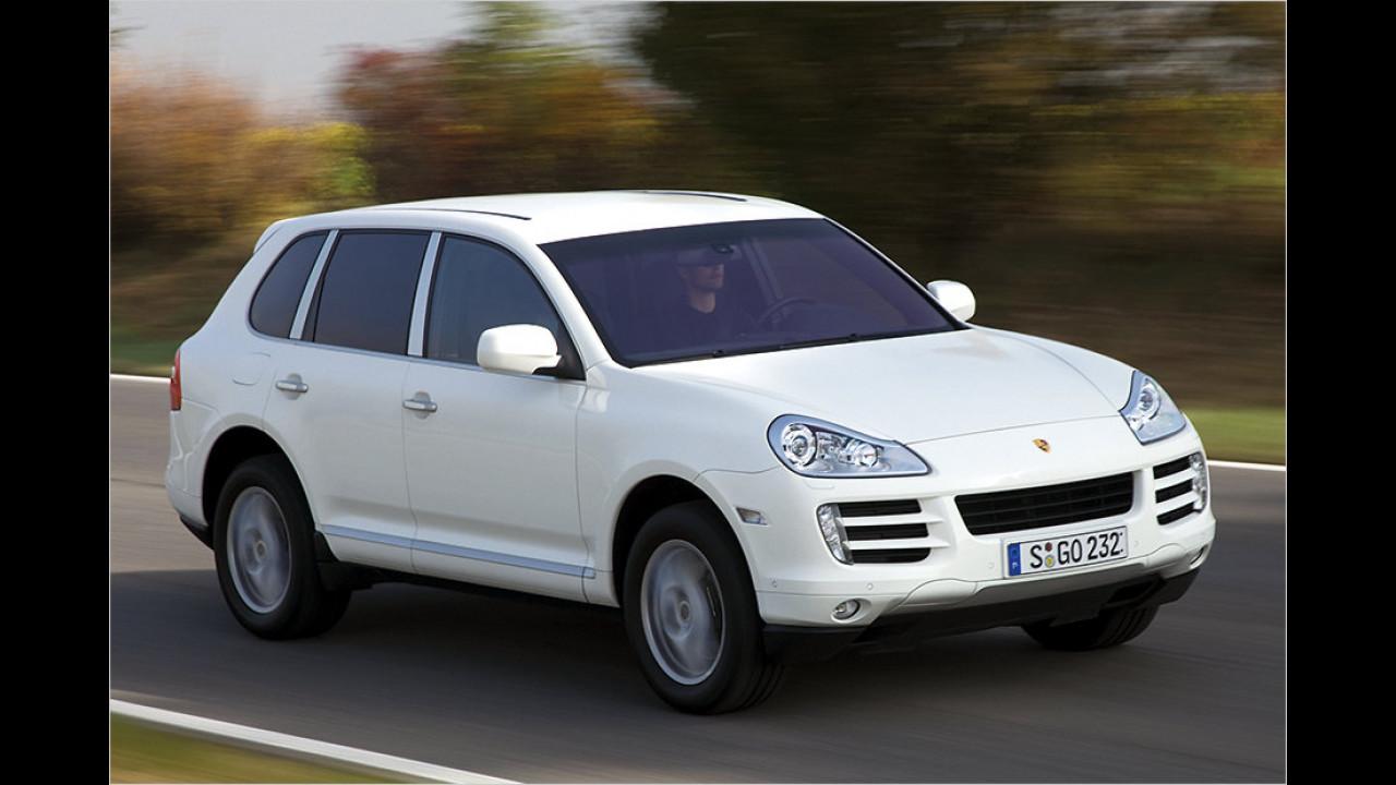Porsche Cayenne (2002 bis 2010): Ab 5.900 Euro