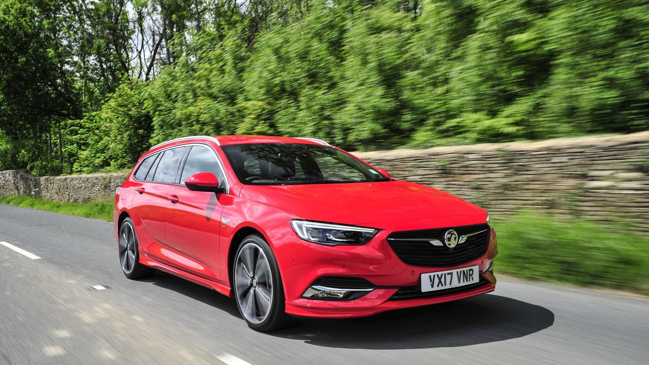 2017 Vauxhall Insignia Sports Tourer