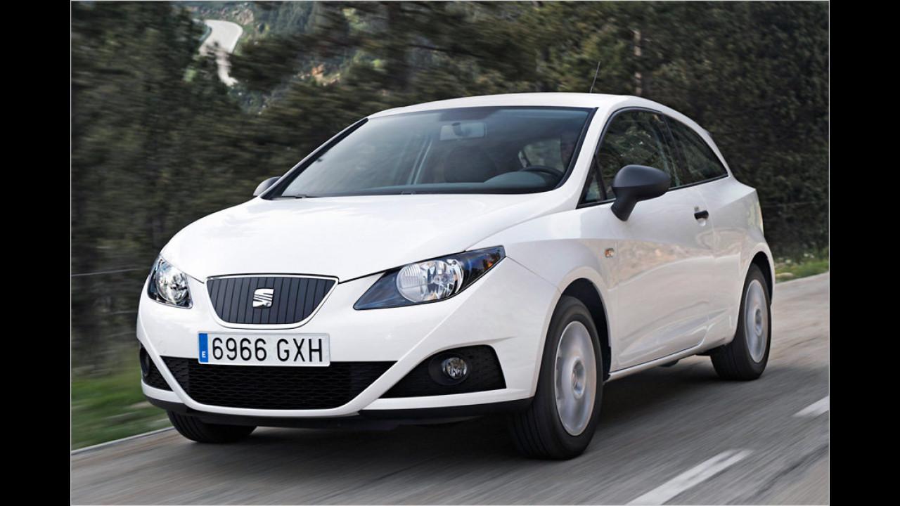 Seat Ibiza SC 1.2 TDI Ecomotive Reference