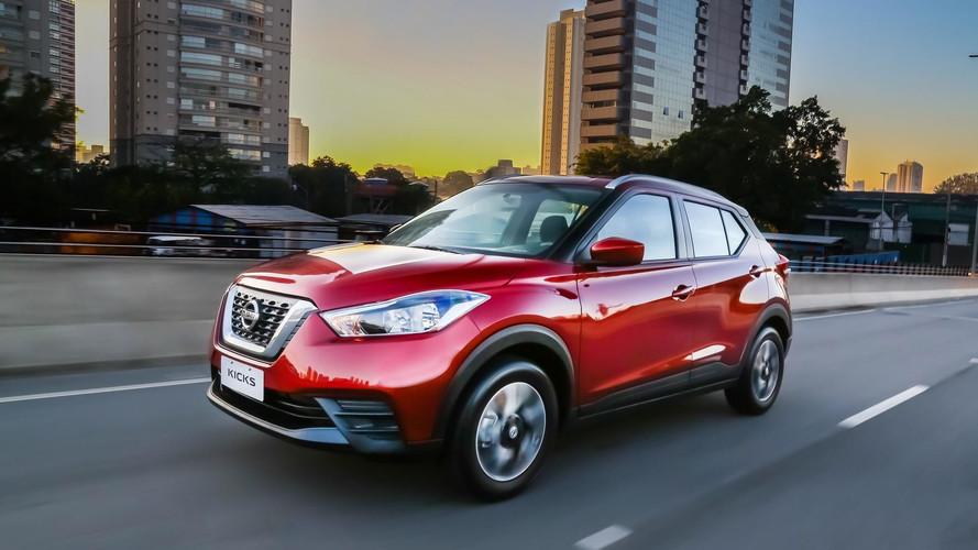 Nissan Kicks Direct PCD volta às lojas por R$ 68.640