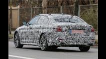 BMW 5er: Erkönig erwischt