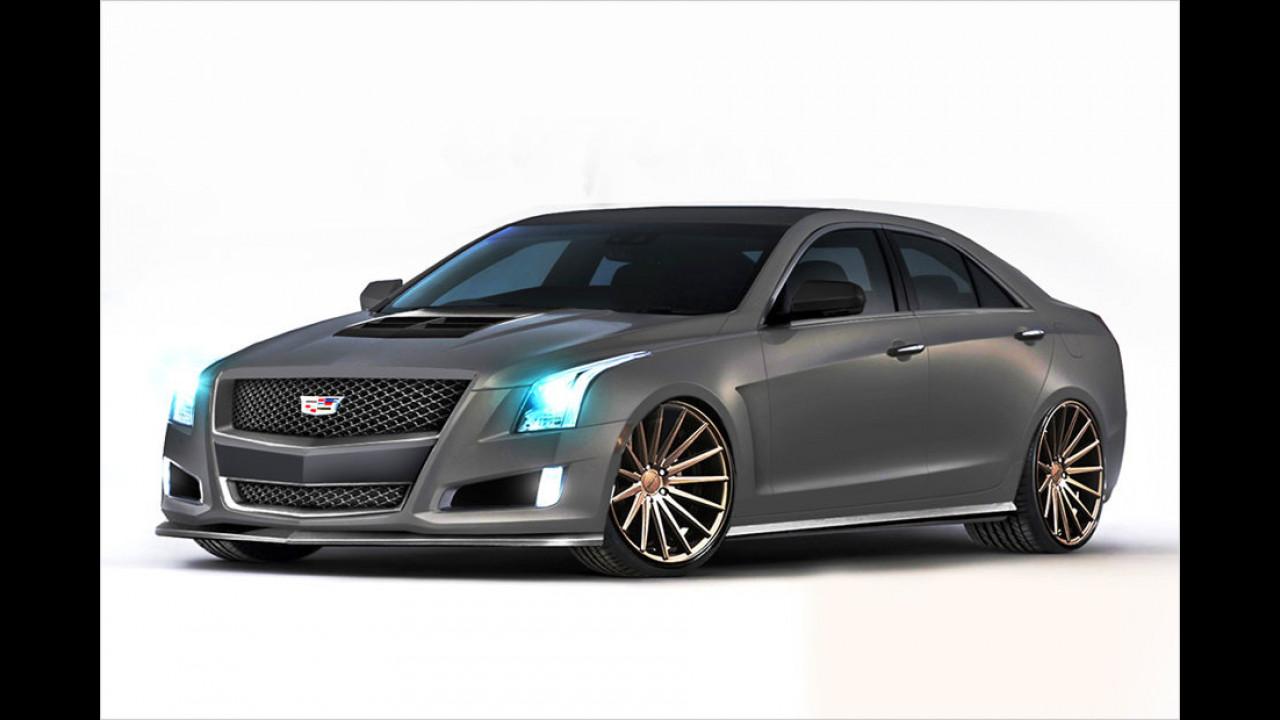 ZZ Performance: Cadillac ATS-V