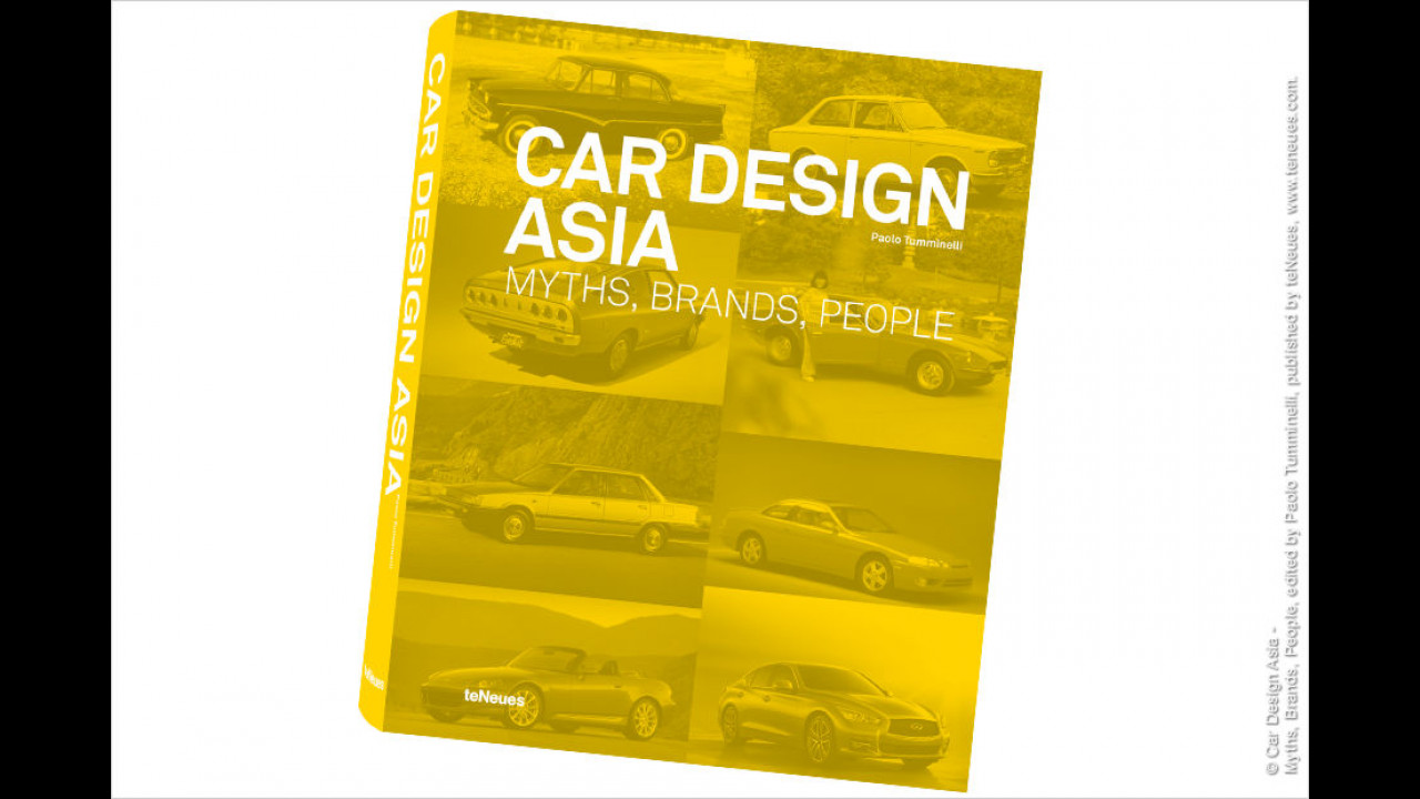 Paolo Tumminelli: Car Design Asia