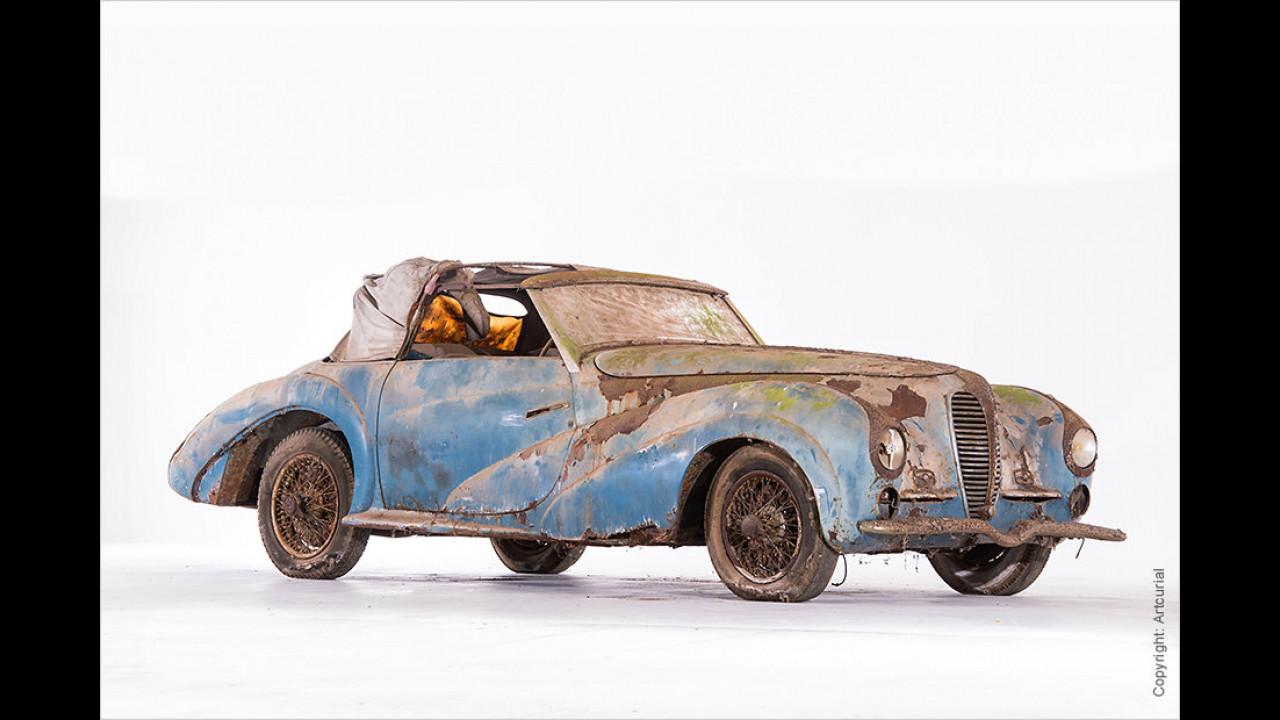 Delahaye 135 M Cabriolet Faget-Varnet (1948)
